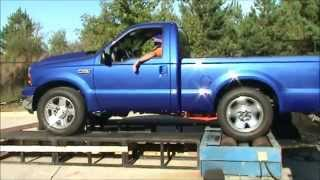 php dyno day chris s truck