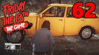 62 jasons hilarious trap trickery lets play friday the 13th the game