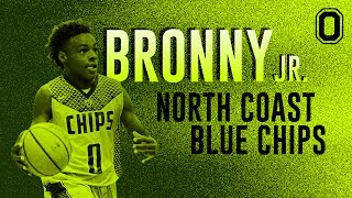 LeBron James, Chauncey Billups & Ty Lue Watch Bronny! Rodney Gallagher Shows Out!