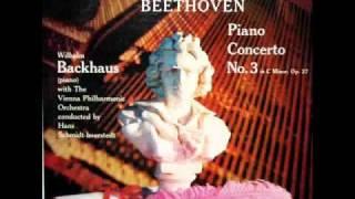 Beethoven / Backhaus / Schmidt-Isserstedt, 1958: Piano Concerto in C minor, Op. 37 - Rondo