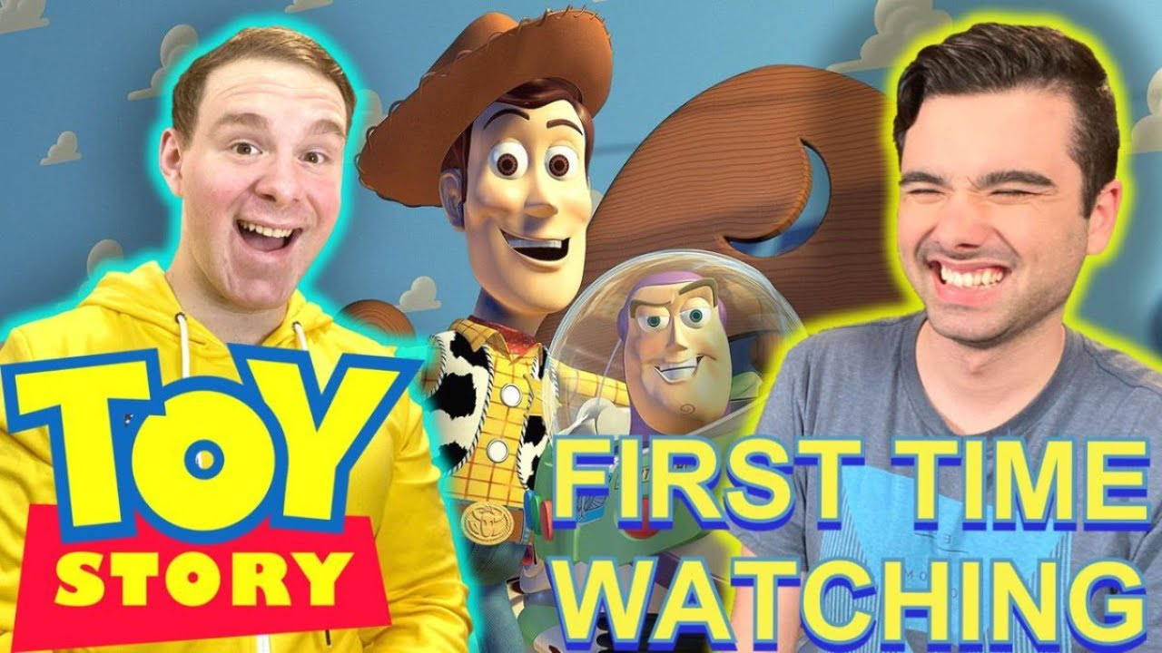 Download To Infinity, AND BEYOND!   Toy Story Reaction   Sid was creeping me out the whole time!!