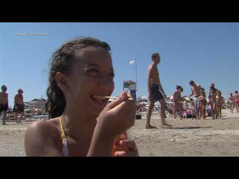 Beach eat ° tappa bagno cervia youtube