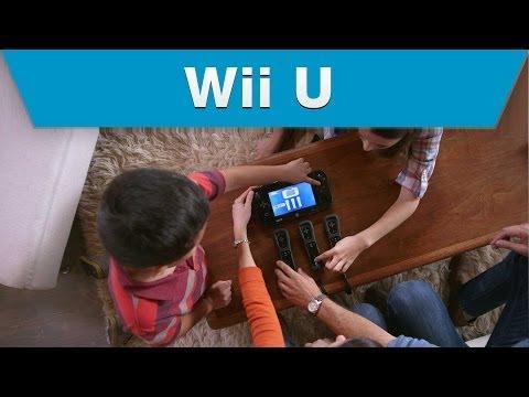 Wii U - Wii Party U Trailer
