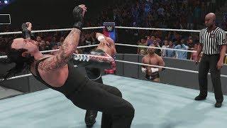 WWE 2K19 Gameplay Shawn Michaels vs The Undertaker - WWE Survivor Series | WWE 2K19 PS4 Pro Gameplay