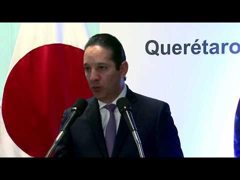 Inauguración de Oficinas de TOYOTA en Querétaro