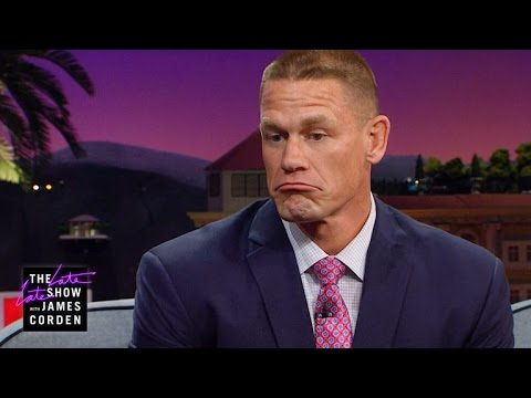 Thumbnail: John Cena Kind of Enjoyed The Rock's Insults