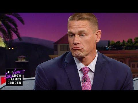 John Cena Kind of Enjoyed The Rock s Insults