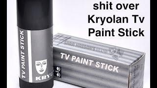 Kryolan Tv Paint Stick Review