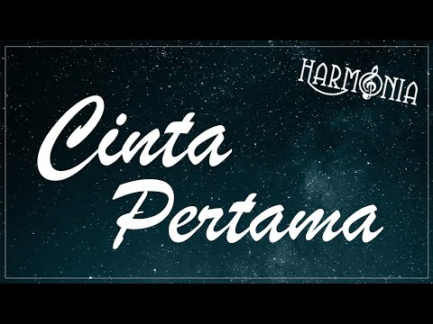 HARMONIA - CINTA PERTAMA (OFFICIAL LYRIC VIDEO)