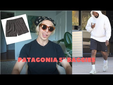 Patagonia 5 Inch Baggies Extreme Review