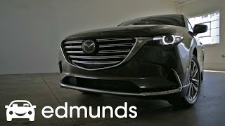 2016 Mazda CX-9 Review | Edmunds First Impression