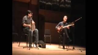 Traditional Persian Music - Niusha Shirvani - Peyman Mohassel - Rozsa Centre Calgary - 2012