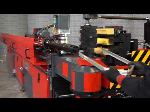 ABM 50 CNC Tube Bending Machine Special / CNC Boru Bükme Makinesi Özel Üretim