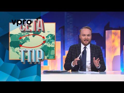 TTIP #2: TTIP & CETA - Zondag met Lubach (S03)