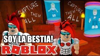 Soy La Bestia de Roblox | Flee the Facility Roblox en Español