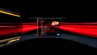 Windows 7 Theme ASUS ROG (HD) Multi Monitor CTX Version