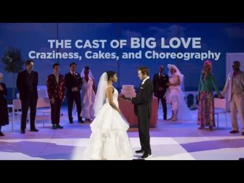 Signature Theatre's Cast of BIG LOVE on Craziness, Cakes, and Choreography