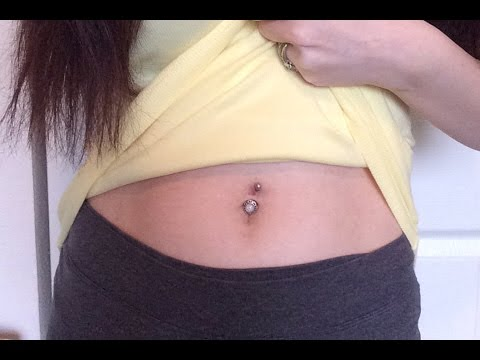 IS MY BELLY BUTTON PIERCING INFECTED, REJECTING OR JUST HEALING??