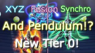 Yu-Gi-Oh! The Next Tier 0: Different Dimension Demons! [Double D's]