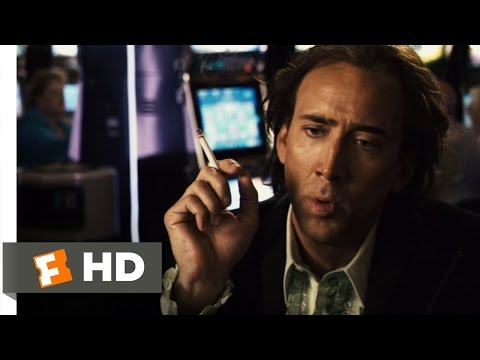 Next (1/9) Movie CLIP - The Thing About the Future (2007) HD