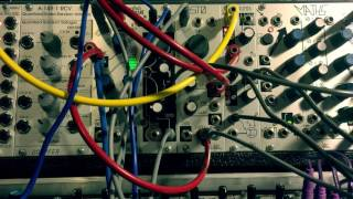 Make Noise Telharmonic Groove | Eurorack Modular Synth Jam Session P.011317