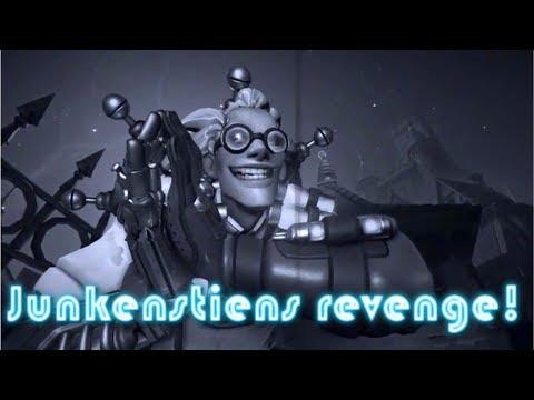 Overwatch - Junkenstiens revenge!!!