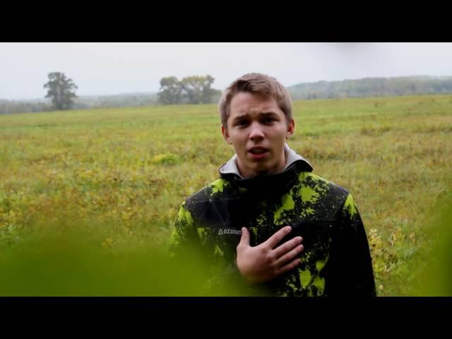 Максим Клабуков читает произведение «Не видно птиц. Покорно чахнет...» (Бунин Иван Алексеевич)