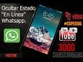 Cómo silenciar notificaciones whatsapp iPhone 5S 5C 5 4 iOS 7 español Channeliphone