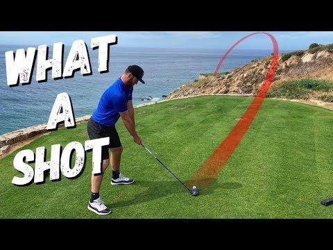 The Craziest Golf Hole EVER | Quivira Golf Club Part 1