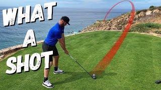 The Craziest Golf Hole EVER   Quivira Golf Club Part 1