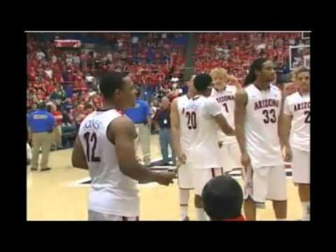 2011 Arizona Wildcats Men
