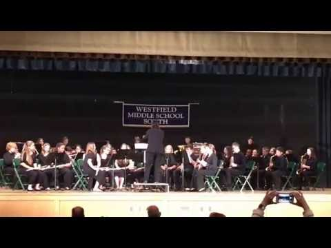 """Music in the Parks - Riverhead Middle School - """"Escape from the Deep"""""""