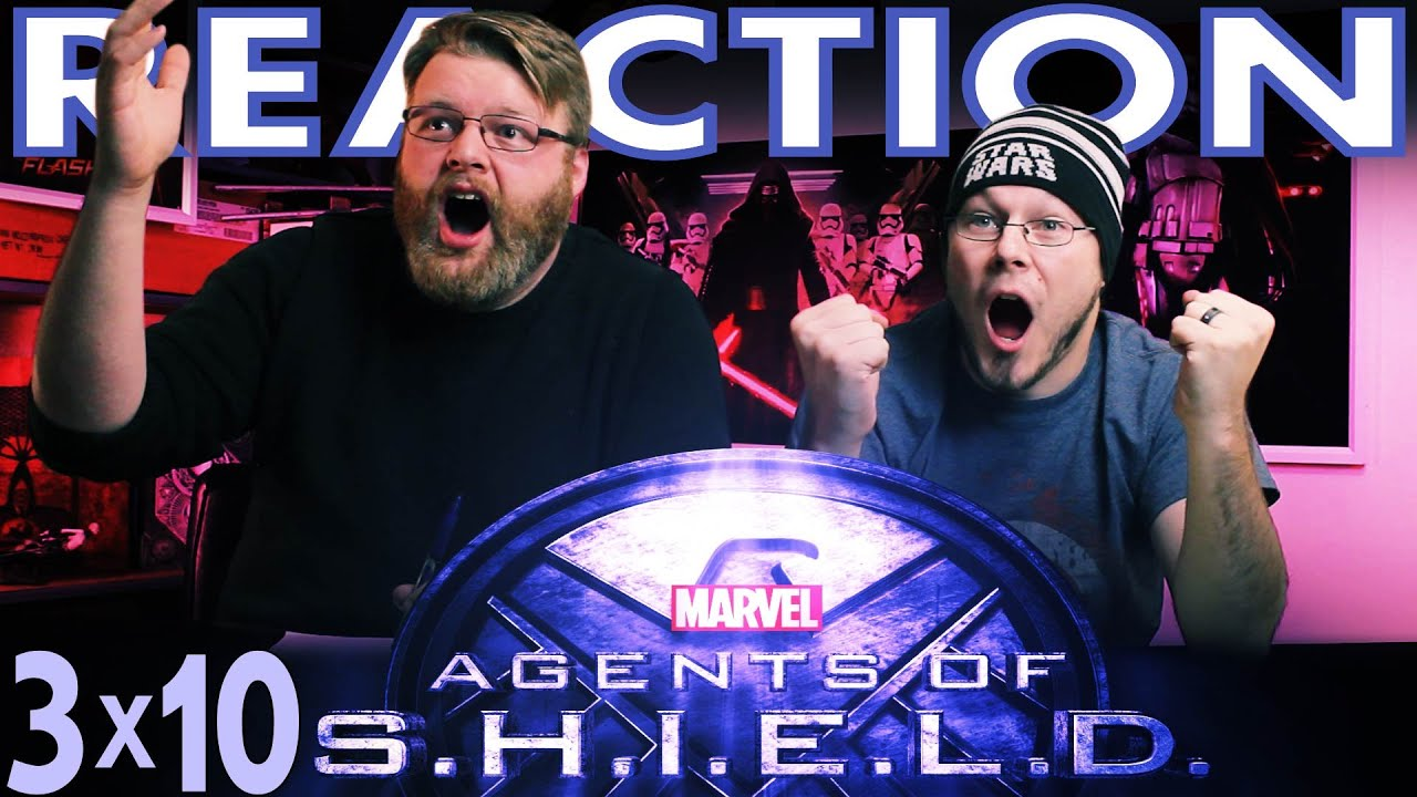 """Download Agents of Shield 3x10 REACTION!! """"Maveth"""""""