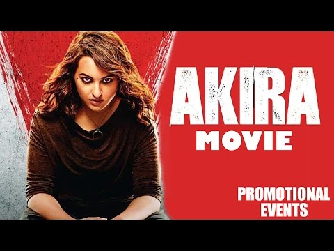 Akira Movie 2016 | Promotional Events |...