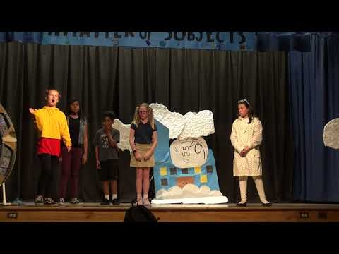 A Matter of Subjects : the Playa Del Rey Elementary School Play 2018