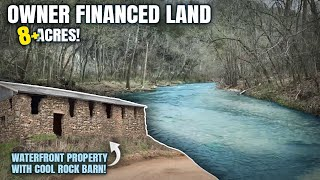 $1,500 Down Payment - Ozarks Waterfront W/ Rock Barn! - Instantacres.com - Id#bc03