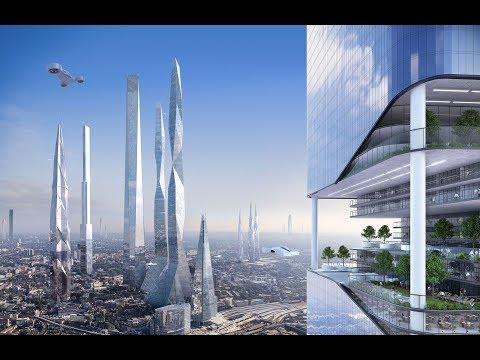 Así Será el Mundo en el Año 2050: 5 Cosas Increíbles que Ocurrirán