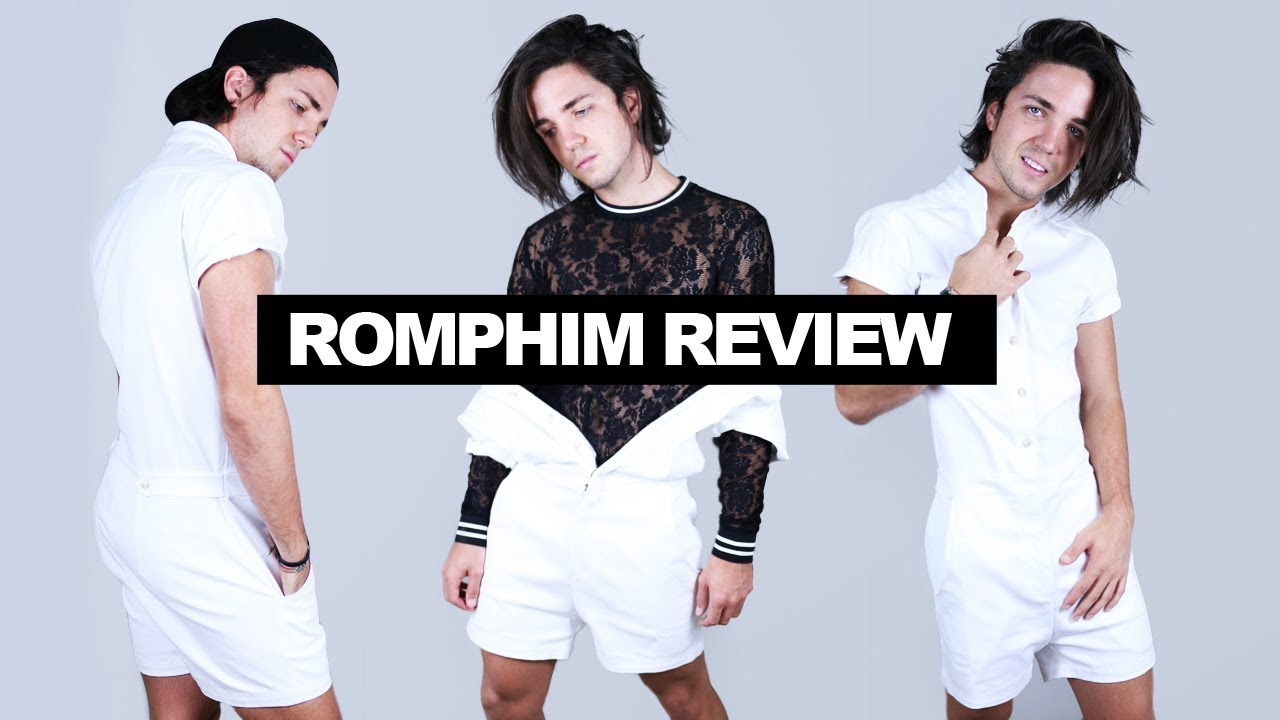 2367c80cab6 Romphim Review - Men s Fashion Trends - YouTube