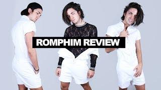 Romphim Review -  Men