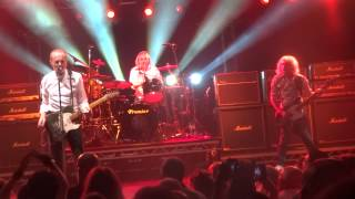 Status Quo - Forty Five Hundred Times - Live @ Palais des Sports Paris   26 03 2014