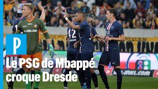 Dresde - PSG : « Une victoire nette et sans bavure »