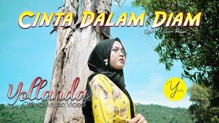Yollanda - Cinta Dalam Diam ( Official Music Video ) | Lagu Melayu Terbaru
