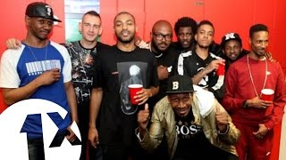 #SixtyMinutesLive - Kano, Giggs, Wretch 32, Chip, Newham Generals, Heartless Crew