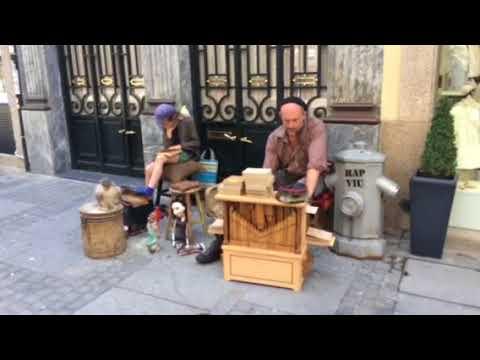 street music in Lisbon