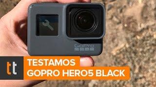 Testamos a GoPro Hero5 Black! Confira as primeiras impressões