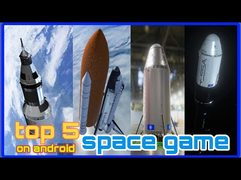 Top 5 Space Games On Android
