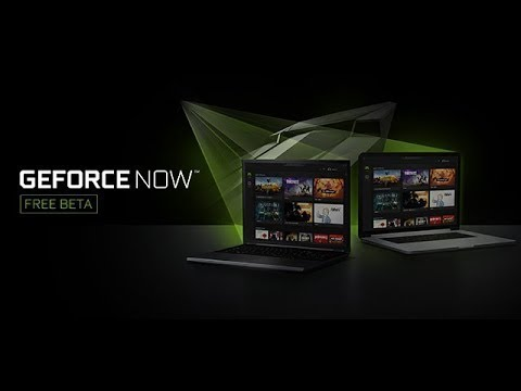 Nvidia Geforce Now Pc Beta Available Now Ces 2018