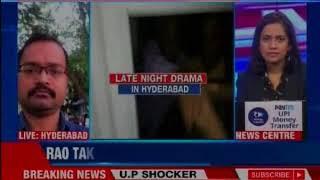 Pune police take Varavara Rao into custody; taken to Gandhi Hospital for medical