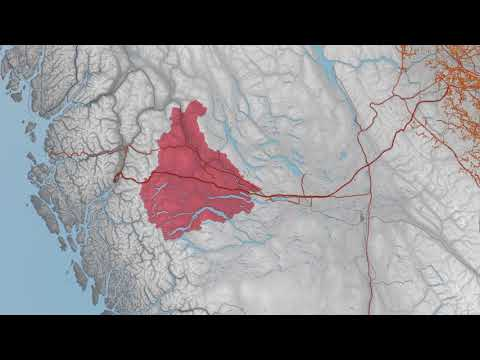 Impacts of LNG Canada and Coastal Gaslink Pipeline