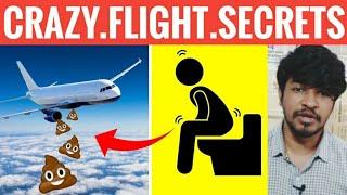 Crazy Secrets About Flights | Tamil | Madan Gowri